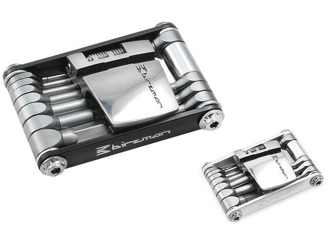 Birzman Feexman Series Multi Tool 15 funktioner, silver